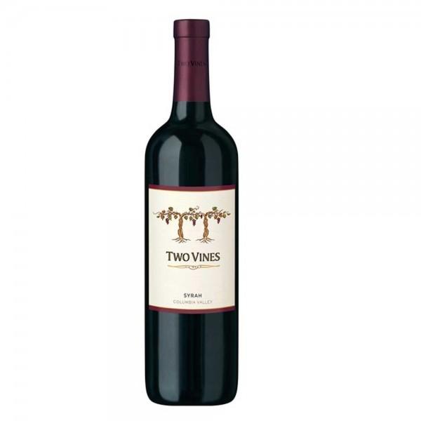 Columbia Crest two Vines Shiraz | USA | Rotwein | Washington State 0,75l
