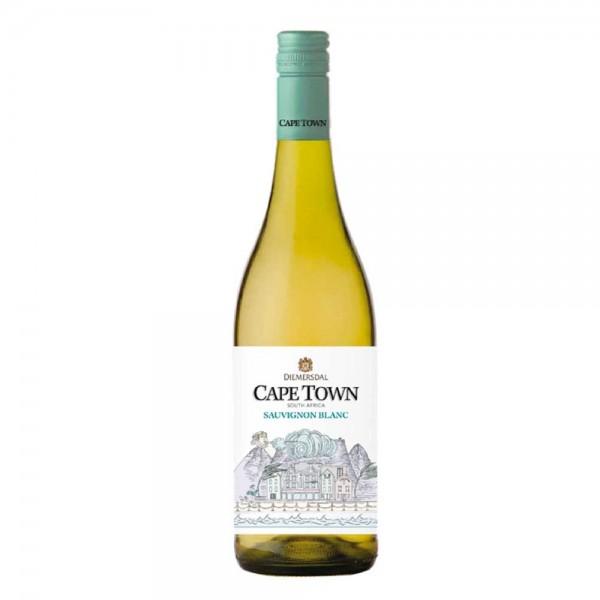 Diemersdal Cape Town Sauvignon Blanc Weißwein | Südafrika | Trocken