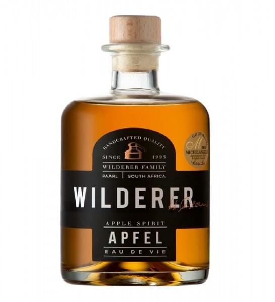 Wilderer's Apfel Barrique 0,5l