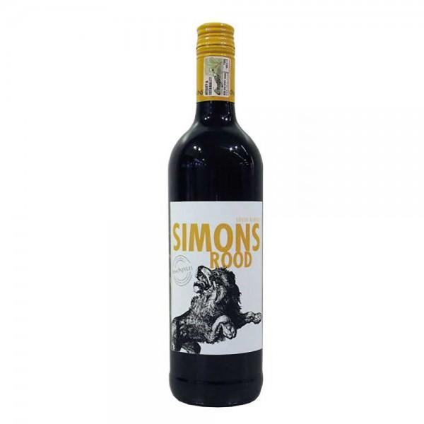 Simonsvlei Simonsrood 0,75l Rotwein | Trocken | Südafrika