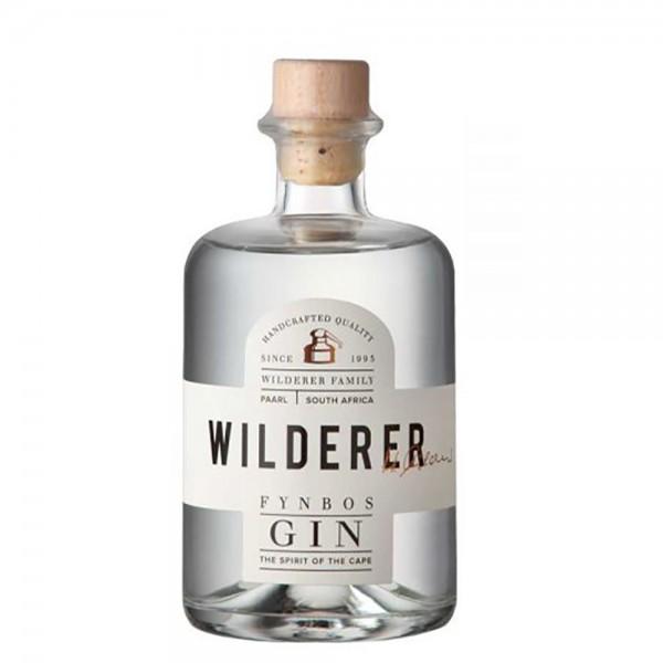 Wilderer's Fynbos Gin 0,5l