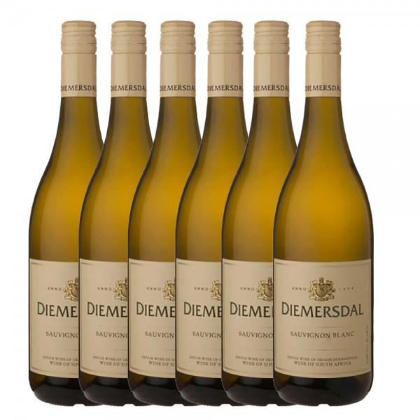 Diemersdal Estate Sauvignon Blanc | Südafrika 6 x 0,75l