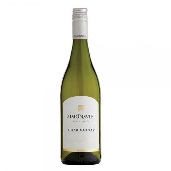 Simonsvlei Chardonnay Weißwein | Trocken | Südafrika