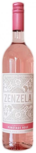 Simonsvlei Zenzela Pinotage Rose 0,75l Halbtrocken | Südafrika