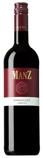 Dornfelder lieblich | Weingut Manz