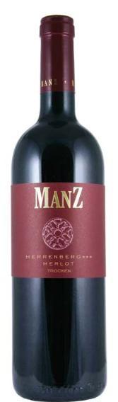 6 x 0,75l Oppenheimer Herrenberg Merlot | Weingut Manz