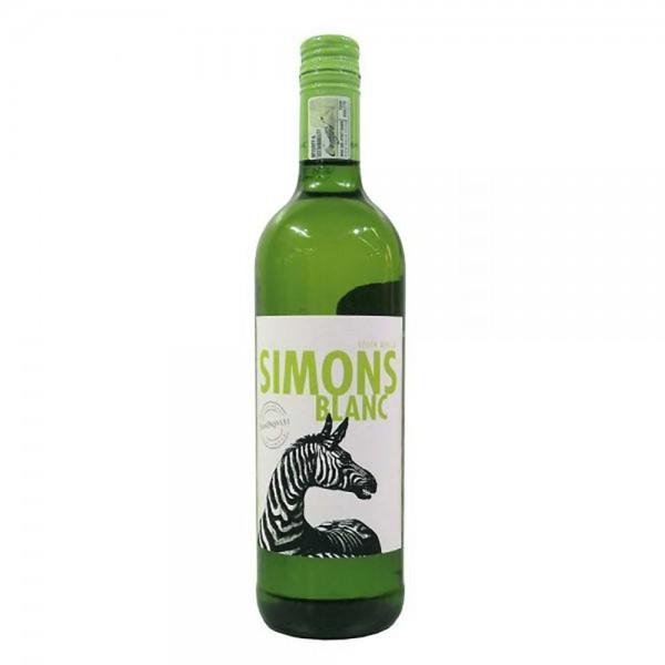 Simonsvlei Simonsblanc 0,75l Weißwein | Trocken | Südafrika