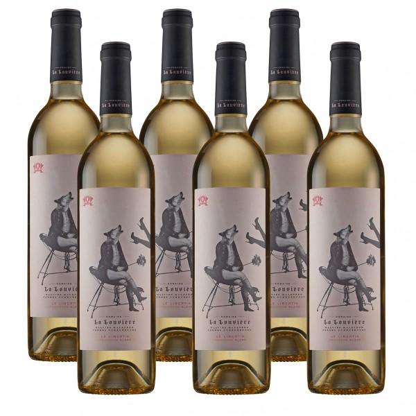 Louvière Le Galant Sauvignon Blanc 6x 0,75l - Frankreich