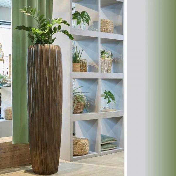 Glasfaser Vase Amanda in drei Größen