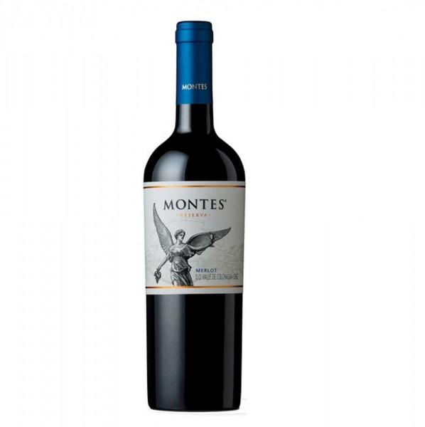 Montes Reserva Merlot 0,75L Chile | Rotwein | Merlot