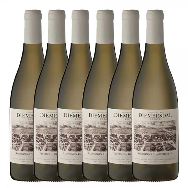 Diemersdal Sauvignon Blanc Reserve 12 x 0,75l (Weißwein/Trocken/ Südafrika)