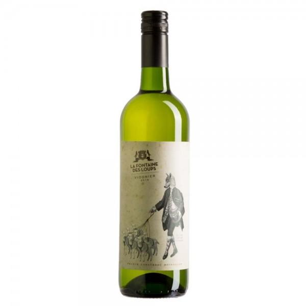 Fontaine des Loups Blanc Viongier 0,75l Weißwein | Trocken | Frankreich