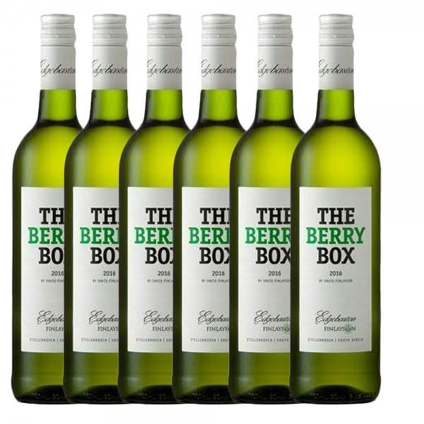 Edgebaston Berry Box White 6 x 0,75l