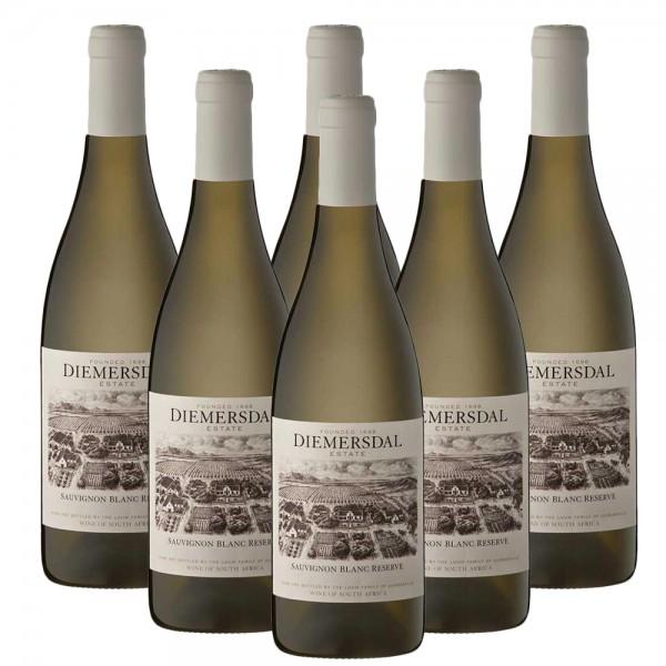Diemersdal Sauvignon Blanc Reserve 6 x 0,75l