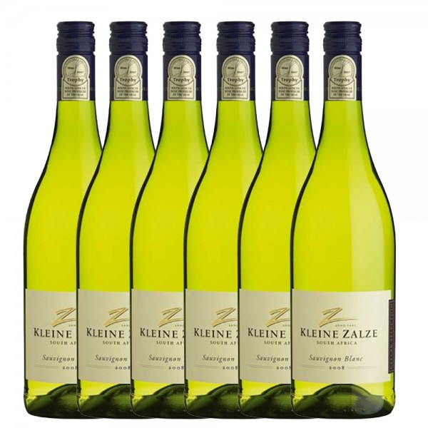 Kleine Zalze Cellar Selection Sauvignon Blanc 6 X 0,75l