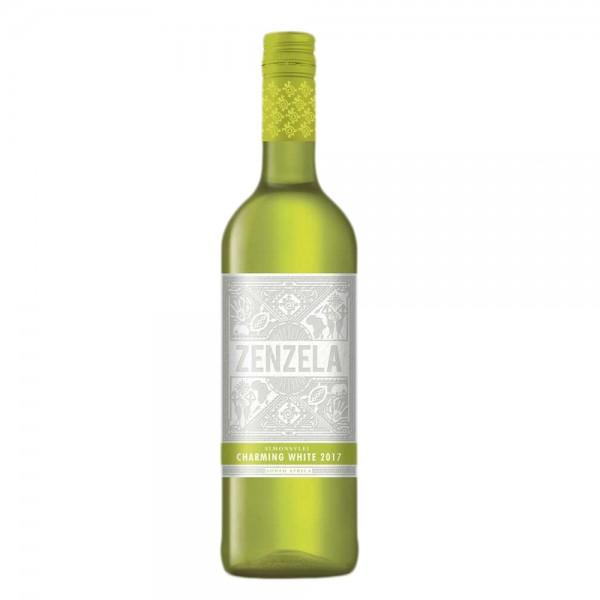 Simonsvlei Zenzela Charming White 0,75l Weißwein   Trocken   Südafrika
