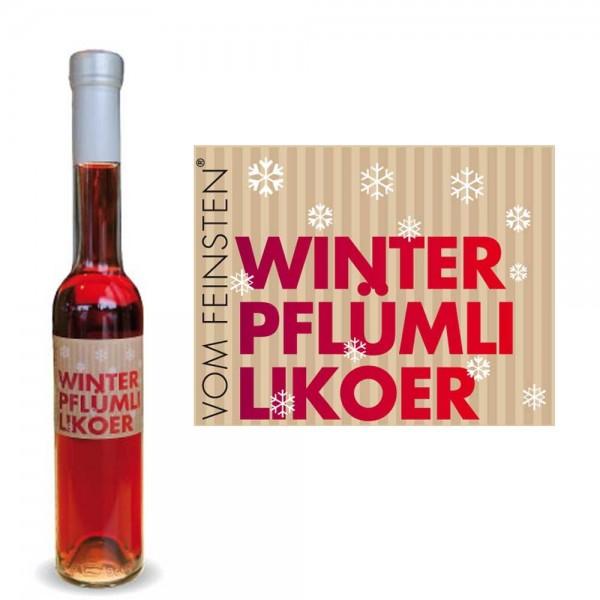 Likör Winterpflüli 0,2 Liter