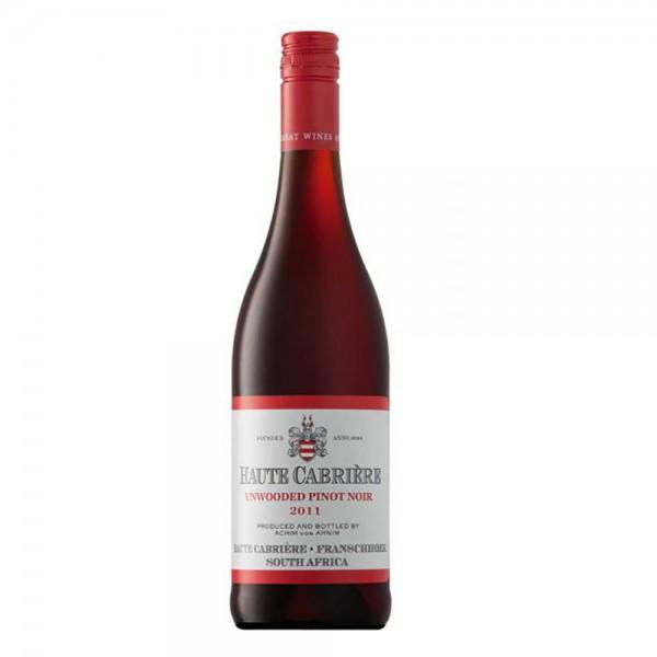Haute Cabrière - Pinot Noir Unwooded (Rotwein/Südafrika/Trocken)