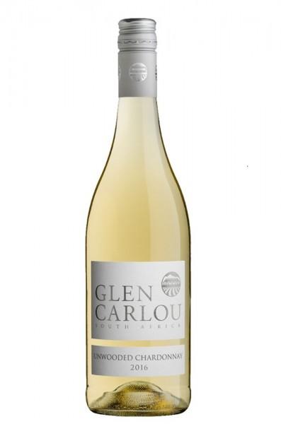 Clen Carlou Chardonnay Unwooded Weißwein | Trocken | Südafrika