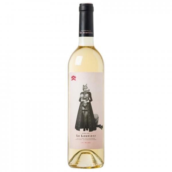 Louvière La Muse Cuvée Blanc Weißwein | Trocken | Frankreich