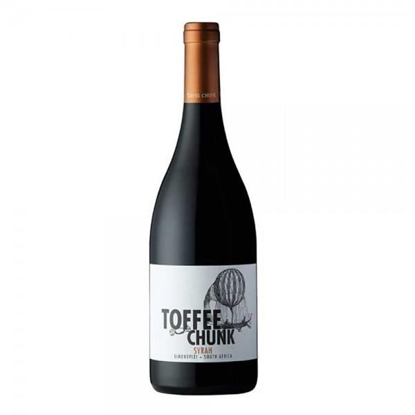 Simonsvlei Toffee Chunk Syrah 0,75l Rot | Trocken | Südafrika