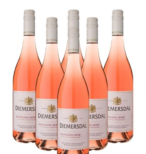 Diemersdal - Sauvignon Rosé 6 x 0,75l