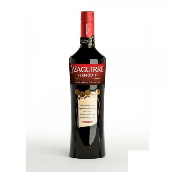 Yzaguirre Vermouth Rojo 1L Rot