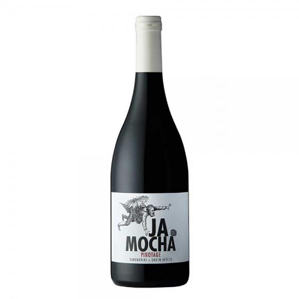 Simonsvlei Ja-Mocha Pinotage 0,75l Rotwein | Trocken | Südafrika