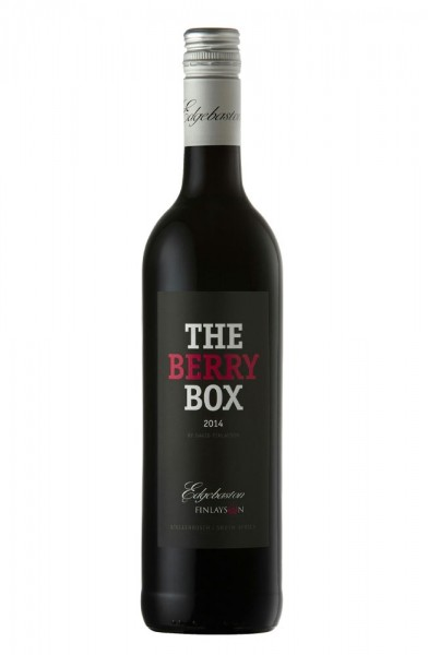 Edgebaston Berry Box Red - Rotwein | Trocken | Südafrika