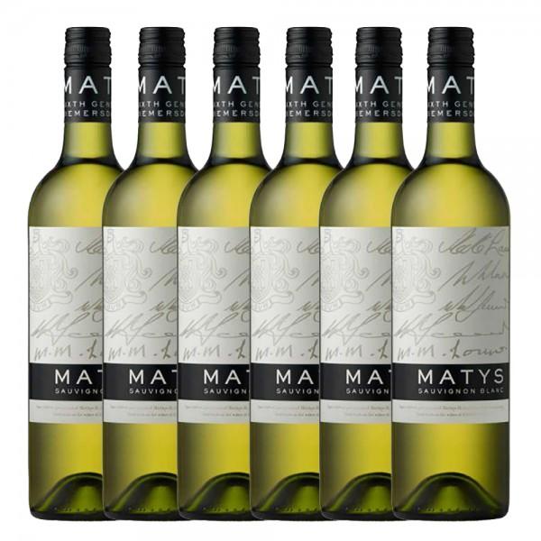 Diemersdal Matys Sauvignon Blanc | Südafrika 6 x 0,75l